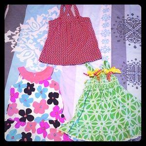 Dresses & Skirts - Babygirl summer dresses!